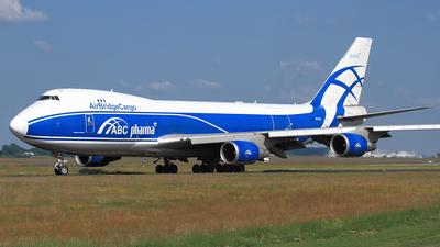 VQ-BIA - Boeing 747-243F(SCD) - Air Bridge Cargo