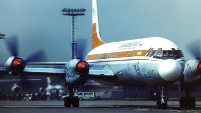 RA-75462 - Ilyushin IL-18 - Domodedovo Airlines