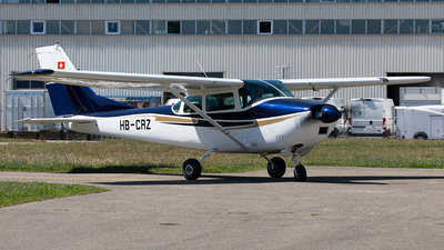 A picture of HBCRZ - Cessna 182E Skylane - [18254203] - © Alexandre Fazan