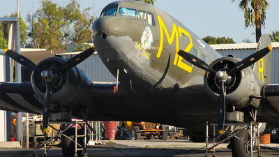 N45366 - Douglas C-47 Skytrain - Commemorative Air Force