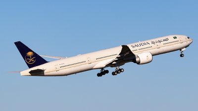 HZ-AK26 - Boeing 777-368ER - Saudi Arabian Airlines