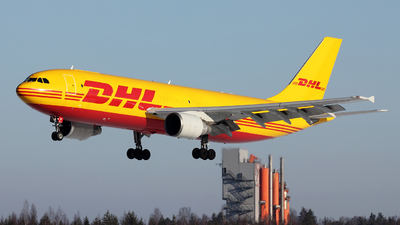 D-AEAR - Airbus A300B4-622R(F) - DHL (European Air Transport)