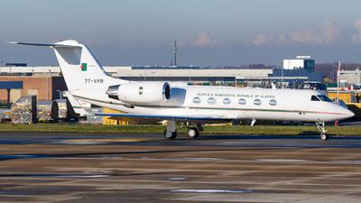 7T-VPR - Gulfstream G-IV(SP) - Algeria - Government