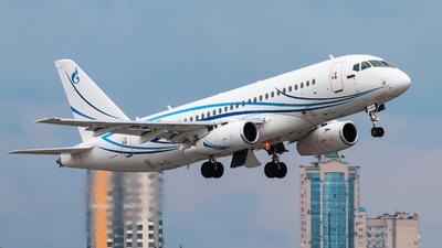 A picture of RA89031 - Sukhoi Superjet 10095LR - Gazpromavia - © KomradAlexey