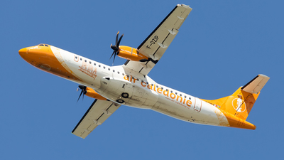 A picture of FOZIP - ATR 72600 - Air Caledonie - © Brandon Giacomin