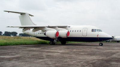 N146AP - British Aerospace BAe 146-100 - Cobham Aviation Services Australia