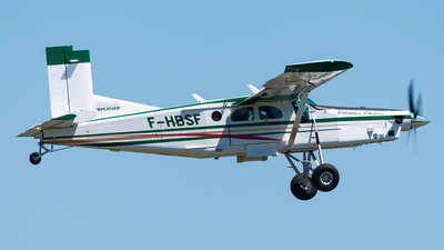 F-HBSF - Pilatus PC-6/B2-H4 Turbo Porter - Private