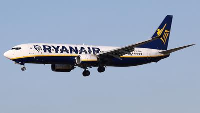 A picture of EIDAH - Boeing 7378AS - Ryanair - © Firat Cimenli