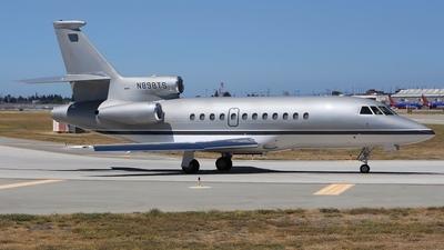 N898TS - Dassault Falcon 900 - Private