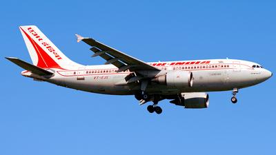 VT-EJL - Airbus A310-304 - Air India