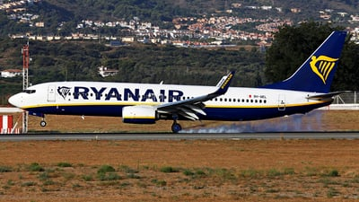 9H-QEL - Boeing 737-8AS - Ryanair (Malta Air)