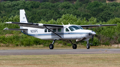 N208PC - Cessna 208B Super Cargomaster - Fallschirmsportclub Hohenems