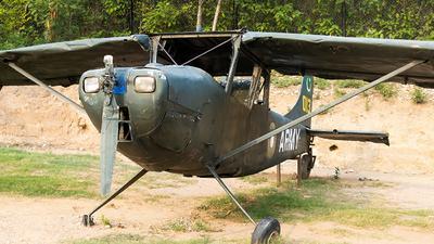 013 - Cessna O-1E Bird Dog - Pakistan - Army Aviation