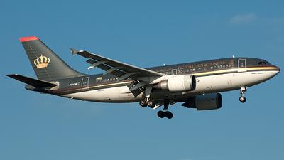 JY-AGM - Airbus A310-304 - Royal Jordanian