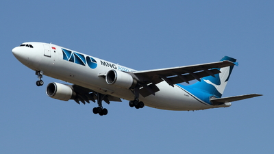 TC-MCD - Airbus A300B4-605R(F) - MNG Airlines
