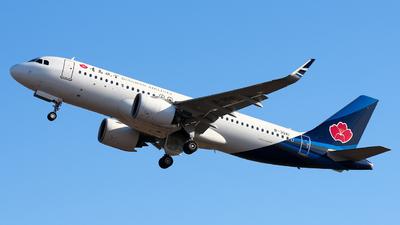 B-30A1 - Airbus A320-271N - Qingdao Airlines