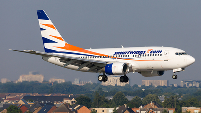 OK-SWT - Boeing 737-7Q8 - SmartWings