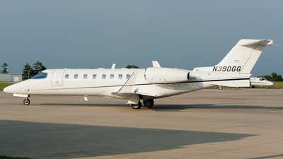N390GG - Bombardier Learjet 45 - Private