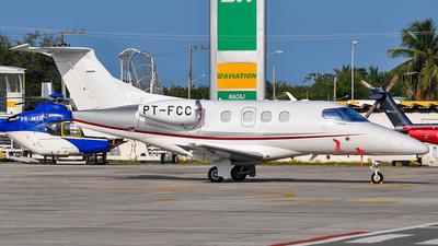 PT-FCC - Embraer 500 Phenom 100 - Private