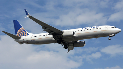 N61882 - Boeing 737-924ER - United Airlines