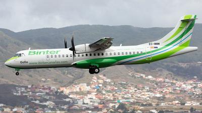 EC-MMM - ATR 72-212A(600) - Binter Canarias
