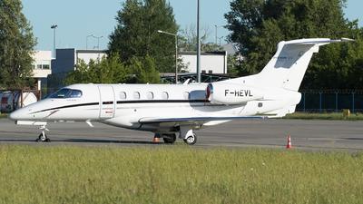 F-HEVL - Embraer 505 Phenom 300 - Evolem Aviation