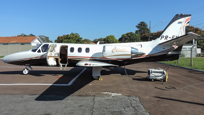 PR-FMA - Cessna 500 Citation - Private