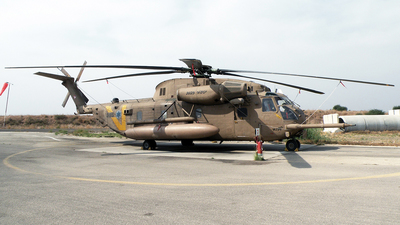 985 - Sikorsky CH-53 Yasur 2025 - Israel - Air Force