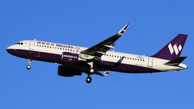 F-WWDL - Airbus A320-214 - West Air