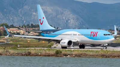 A picture of GTAWS - Boeing 7378K5 - TUI fly - © Michael Baumert