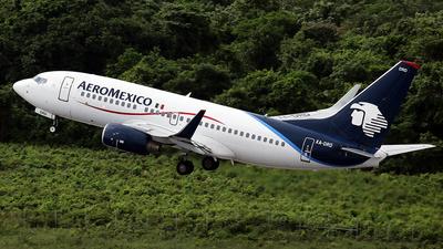 XA-DRD - Boeing 737-752 - Aeroméxico