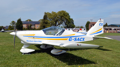 A picture of GSACX - Aero AT3 R100 - [AT3028] - © Steve Procter