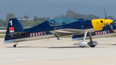 A picture of N341XA -  - [122] - © Eric Wang