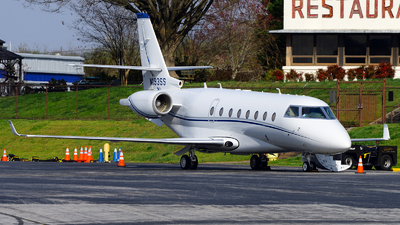 N193SS - Gulfstream G200 - Private