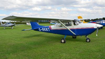 A picture of GRKKT - Cessna FR172G Rocket - [0225] - © Adam Loader