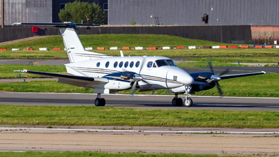 G-GMAE - Beechcraft B200 Super King Air - Gama Aviation