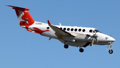 C-FKMG - Beechcraft B300 King Air 350 - Air Inuit