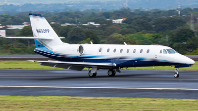N652PP - Cessna 680 Citation Sovereign - Private