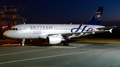 OK-OER - Airbus A319-112 - Saudi Arabian Airlines