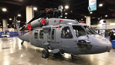 N980AA - Sikorsky EH-60A Quick Fix - USATS - US Aviation Training Solutions