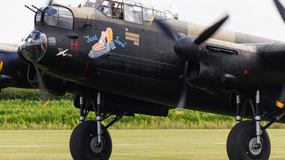 G-ASXX - Avro Lancaster Mk.VII - Lincolnshire Aviation Heritage Center