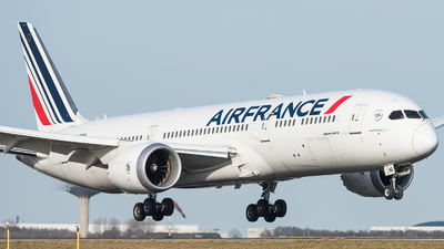 A picture of FHRBB - Boeing 7879 Dreamliner - Air France - © Jean-Baptiste Rouer