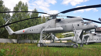 44 - Mil Mi-10 Harke - Soviet Union - Air Force