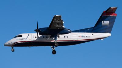 A picture of N931HA - De Havilland Canada Dash 8100 - [132] - © Shelley Neill
