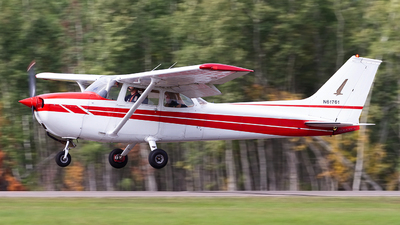 N61761 - Cessna 172M Skyhawk - Private