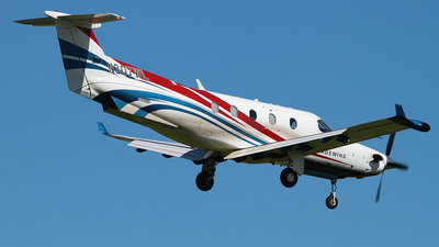 N307WL - Pilatus PC-12/45 - TradeWinds Airlines