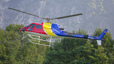 A picture of ECMRN - Airbus Helicopters H125 Ecureuil - [7367] - © Leon Knipp