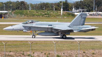 A21-12 - McDonnell Douglas F/A-18A Hornet - Australia - Royal Australian Air Force (RAAF)