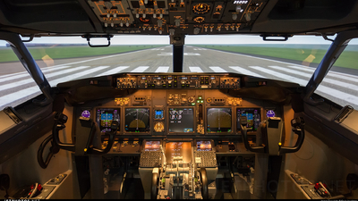 SIMULATOR - Boeing 737-824 - United Airlines
