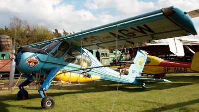 SP-AGW - PZL-Okecie 104 Wilga 35A - Private
